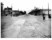 Ocean Ave  1924 - Looking South from Ave P