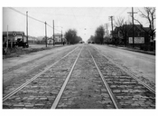 Ocean Ave  1924 - Looking South from Ave V