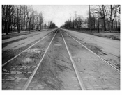 Ocean Ave  1924 - Looking South from Ave Y
