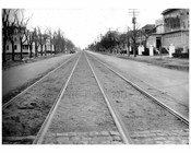 Ocean Ave  1924 - Looking South from Jerome Ave