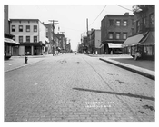 On North 7th Street - Children at play in the streets of Williamsburg 1918