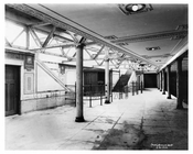 Original Columbus Circle Subway Station at 60th Street & Broadway - Upper West Side - New York, NY 1904