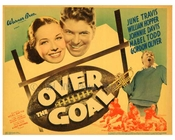 Over the Goal - Vintage Posters