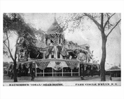 Park Circle Kensington Rauschers 1909 - Windsor Terrace - Brooklyn NY
