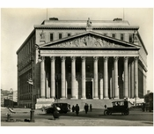 Pearl Street - Courthouse - Foley Square 1927