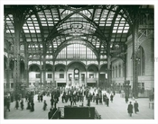 Penn Station early 1900's - Garment District - New York, NY