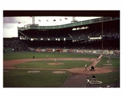 Polo Grounds looking empty 1960
