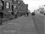Prospect Avenue looking north to 10th Avenue, 1928