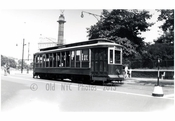 Prospect Park North 1944 - Union Street Line Brooklyn NY