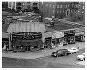 Queens Blvd & 64th Road - Forest Hills - Queens, NY  1960