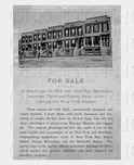 Real Estate Promo Sunset Park 46th Street 3rd & 4th Avenue 1880