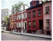 Red Houses Greenwich Village