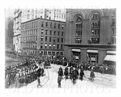 Return of Cuban Troops Manhattan NYC 1898