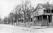 Richmond Street from Ridgewood Avenue, 1912