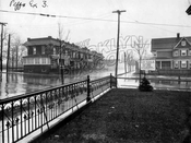 Ridgewood Avenue looking east to Warwick Street, 1917