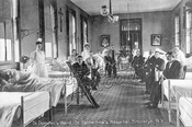Scene in St. Catherine's Hospital, c.1916