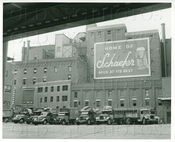 Schaefer Truck Beer Williamsburg 1941