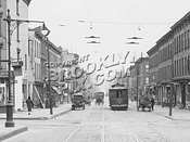 Smith and Union Streets, 1928