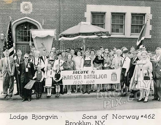 Sons of Norway Centennial 1860-1960
