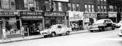 South side of Church Avenue between Utica Avenue and East 49th Street, 1956
