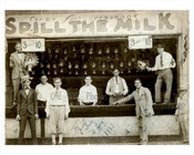 """Spill the milk"" at Coney Island 1927"