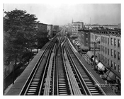 St. Ann Street & Westchester Avenues - South Bronx, NY 1904
