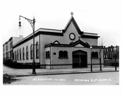 St. Gregory's Church - Brooklyn Ave & St. Johns Place