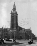 St. Michael's Roman Catholic Church, 4th Avenue between 43rd and 42nd Streets, 1950