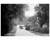 Staten Island Midland Trolley on Clove Road & Richmond Turnpike Victory Blvd 1923