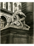 "Statuary ""Asia"" U.S. Custom House NYC"