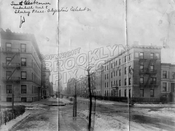 Sterling Place looking west to Underhill Avenue, 1924