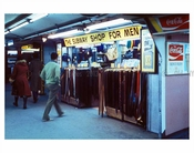 Subway Shop 1970's