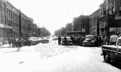 Sutter Avenue west to Ashford Street, 1956