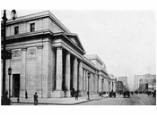 The Pennsylvania Station - 7th Avenue facade- looking north