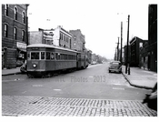 Tilden & Nostrand Ave  - Trolley Line