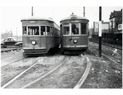 Tillary Street loop -Flatbush Ave Trolley Line Brooklyn NY