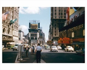 Times Square 1956 NYC