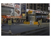 Times Square 1957