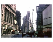 Times Square 1960s Midtown Manhattan