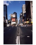 Times Square 1970s Manhattan