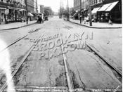 Tompkins Avenue looking south from Jefferson Avenue, 1923