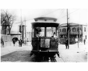 Trolley 1915- Woodside -  Queens NY
