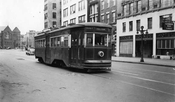Trolley - Fort Greene 1941