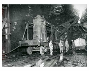 Underground - Digging out the NYC Subway system - Lexington Avenue between 97th & 98th Street 1912 - Upper East Side Manhattan NYC