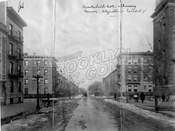 Underhill Avenue looking north to Sterling Place, 1924