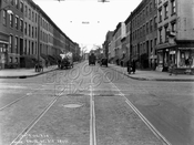 Union Street looking west from Smith Street, 1928