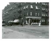 United Dairy Company at Lexington Avenue & 96th Street 1911 - Upper East Side, Manhattan - NYC