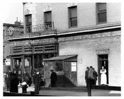 Upclose view of 402 West 30th Street between 7th & 8th Avenues- Chelsea - Manhattan  1914