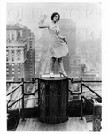 Venus of Broadway Miss Betty Slavin of the Bronx Manhattan NYC 1927