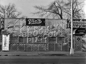 Vic's Moonbeam Cocktail Lounge, 2160 Flatbush Avenue near Quentin Road, 1974. Photo courtesy Paul Kopelow